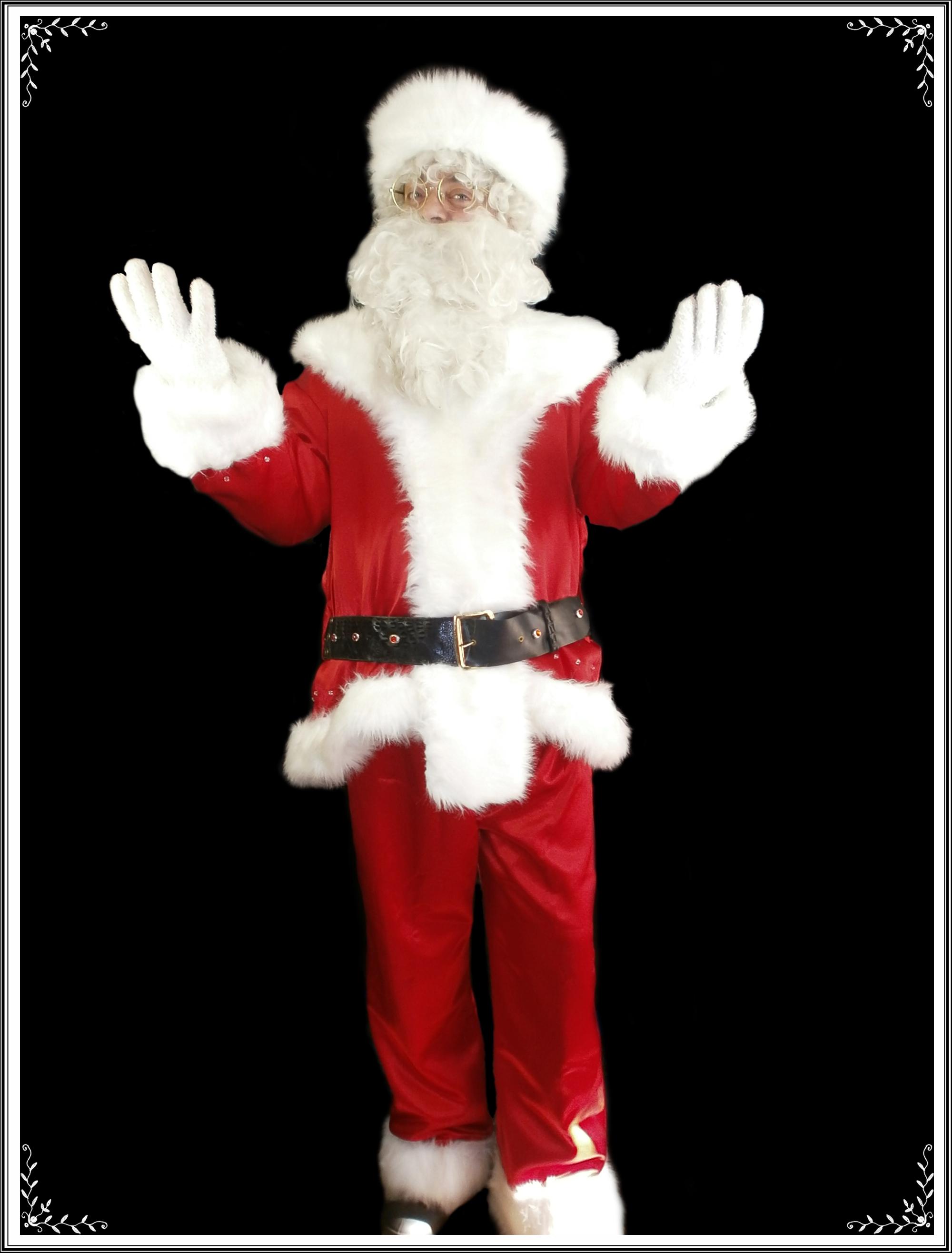 santa claus 0888 420 156 bulgarian phone number - White Santa Claus